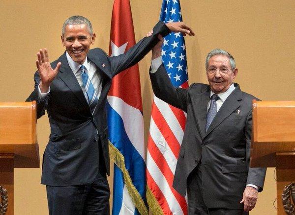 Obama, Lamentable final para una presidencia toda ella lamentable.
