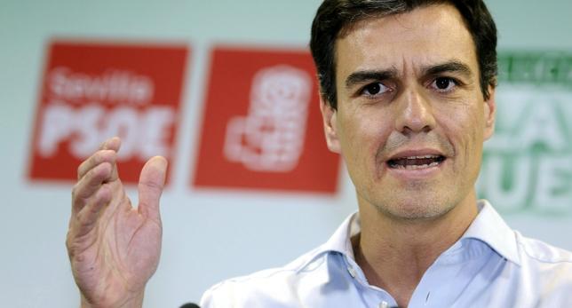Pedro Sánchez, líder del PSOE y principal culpable de que siga sin haber Gobierno en España.