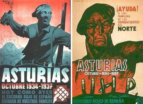 Resultado de imagen de asturias 1934