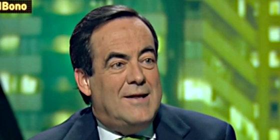 José Bono, expresidente de la Junta de comunidades de Castilla La Mancha y prototipo de la casta protegida y abusadora de los recursos del Estado.