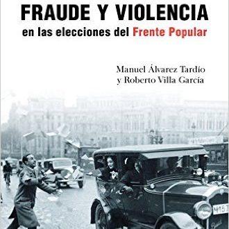 Resultado de imagen de 1936, fraude y violencia